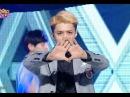 2014030..【TVPP】EXO - Growl, 엑소 - 으르렁 @ 400th Speical Show! Music Core Live