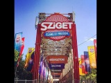 Ленинград - Сиськи и салют на Sziget-2017