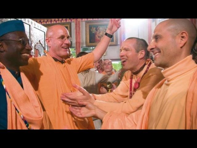 Двойная жизнь Джона Фейворса Бхакти Тиртхи Свами