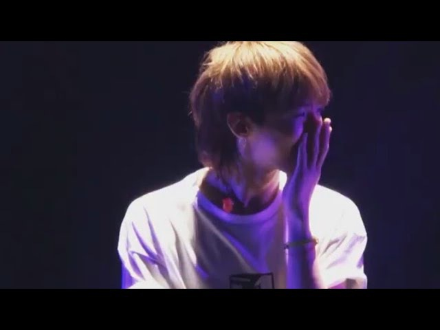 G Dragon expression when say 'YATTA' on BIGBANG 2017 JAPAN DOME TOUR 'LAST DANCE' IN FUKUOK day 1 2
