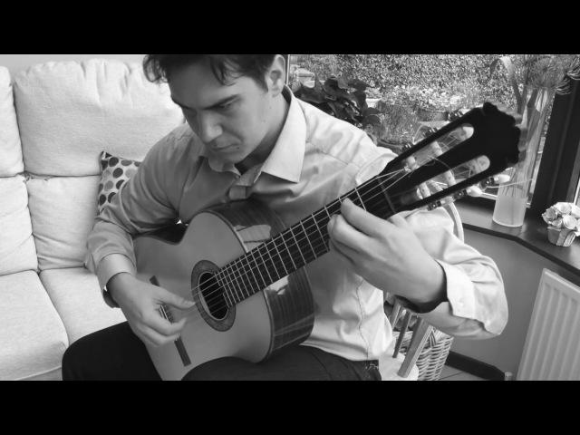Divertissement No.3 for Guitar (by Helen Walker © 2014) - Jon Gjylaci - Everyday Records