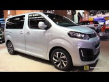 2018 Citroen Spacetourer Business - Exterior and Interior Walkaround - 2017 Frankfurt Auto Show