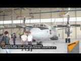 Россия передала Кыргызстану два военных самолета АН-26