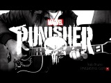 End Title Theme THE PUNISHER Soundtrack - Fingerstyle Guitar Cover - Tyler Bates