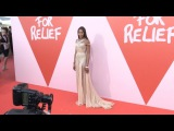 Naomi Campbell at Fashion for Relief Photocall in Cannes