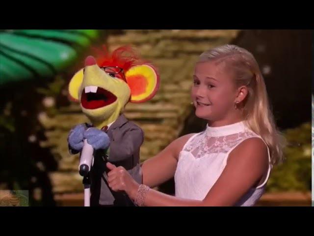 Darci Lynne: ALL Performances on America's Got Talent 2017