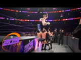 Austin Aries vs. TJ Perkins vs. Mustafa Ali vs. Gentleman Jack Gallagher WWE 205 Live, Apr. 5, 2017