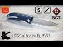 AliExpress Нож BTG Bear f3 EVO Кого то мне этот флиппер напоминает...