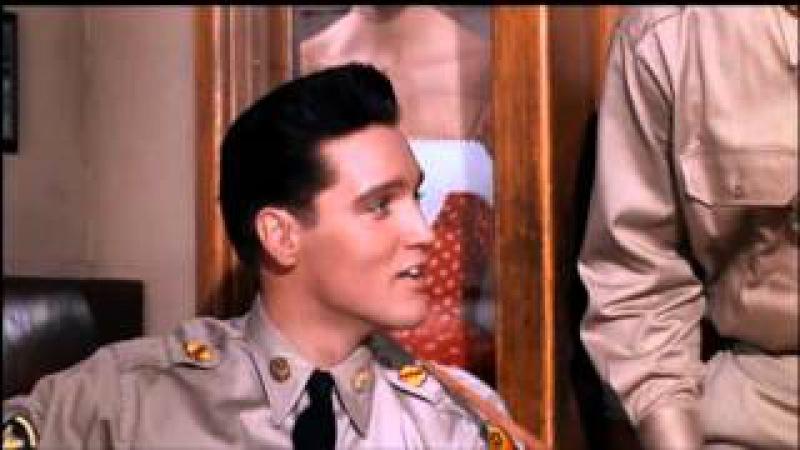 Elvis Presley sings `Frankfort Special` from the film
