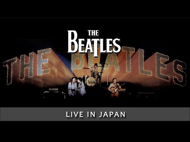 Beatles -- Live -- Japan [ film highlights -- improved audio! ]