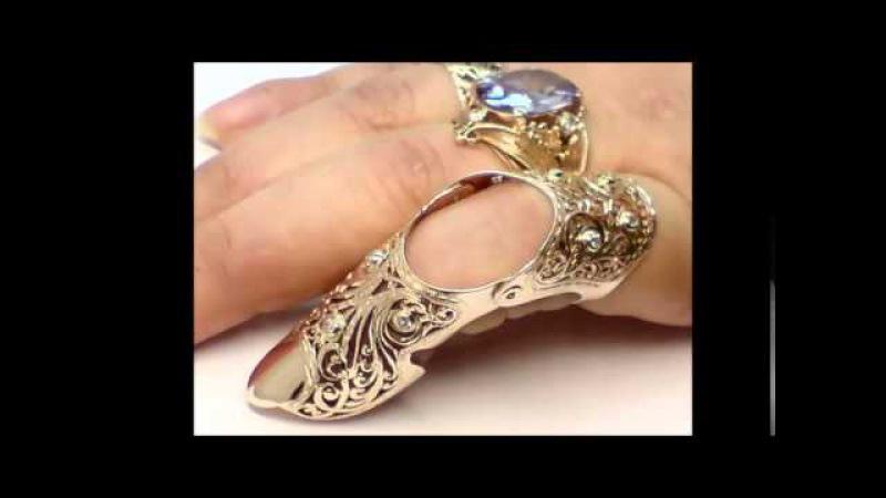 Как правильно носить кольца чтобы привлекать УДАЧУ