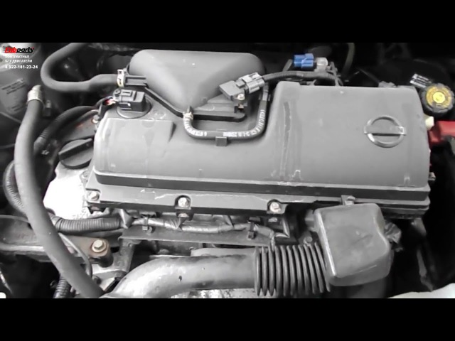 Двигатель (Нисан) Nissan Micra 1 2 16V, CR12DE1
