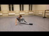 Slava Ruza dances choreography by Sara Kullander Olafur Arnalds