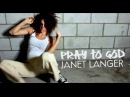 PRAY TO GOD calvin harris feat haim JANET LANGER choreography