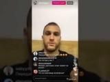 Про Лиллю Четрару и не только_Фил Кострубов в прямом эфире Instagram
