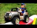 НОВАЯ МАШИНА ГОНЩИКА Щенячий Патруль New Car PAW Patrol ЩЕНЯЧИЙ ПАТРУЛЬ Игрушки PAW Patrol Toys