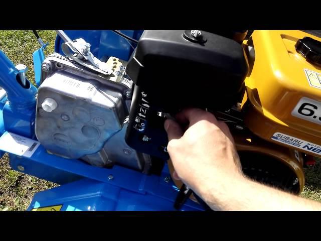 Мотоблок Нева МБ 2 6 5 л с Subaru