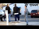 Saying the N Word in the Hood Social Experiment - Pranks on People - Funny Videos - Pranks 2015