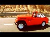 Willys или Jeep Франкенштейн из Испании!  4k Ultra HD