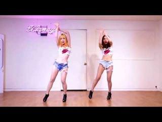 HyunA 현아 Lip & Hip cover dance WAVEYA 웨이브야55