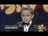 Русский мальчик на шоу талантов в Китае - это за гранью реальности)