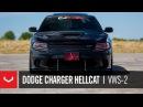 "Dodge Charger SRT HELLCAT | ""Murdered Out"" | Vossen x Work VWS-2"
