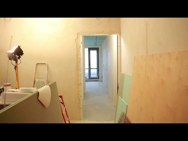 Грамотная установка сантехники в квартирах бизнес класса в ЖК 4 Горизонта
