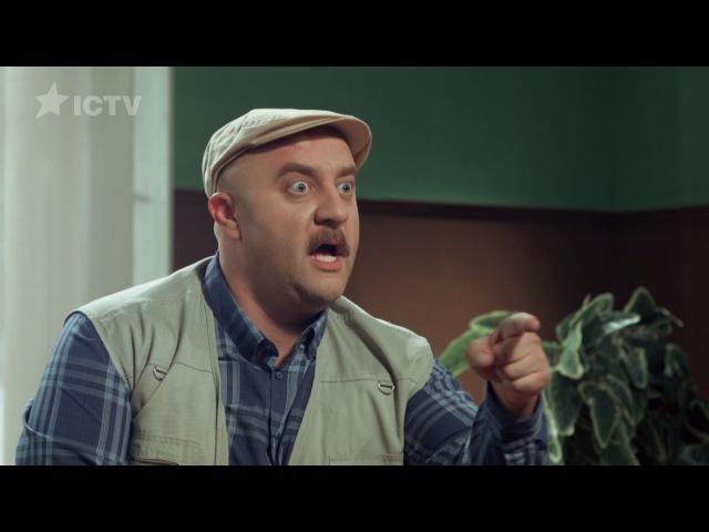 Суд дальнобойщика против Укравтодора — На троих — 3 сезон – 4 серия