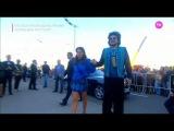 Елена Север и Филипп Киркоров на красной дорожке премии RU.TV - 2017