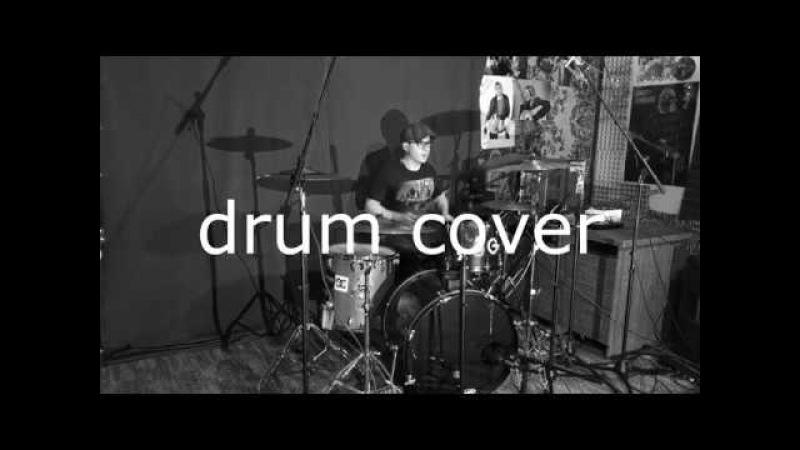 Lol -エルオーエル- / bye bye Drum Cover!