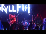 Skull Fist -Get Fisted en Lima Peru 2016 Rock and heavy 2 2
