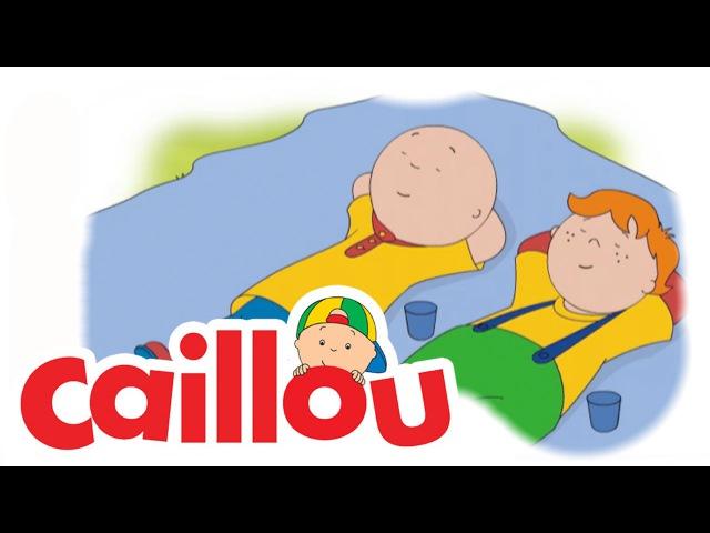 Caillou - Everyone's Best (S04E02) | Cartoon for Kids