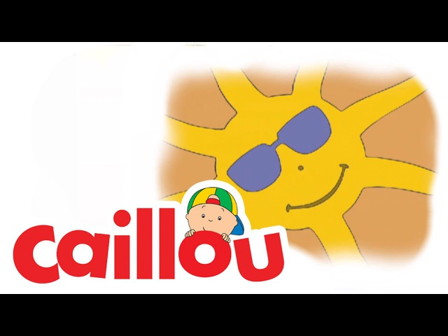 Caillou - A Present for Mommy (S04E12) | Cartoon for Kids