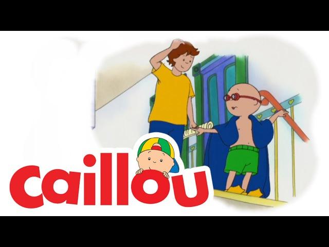 Caillou - Caillou Beats the Heat (S02E03) | Cartoon for Kids