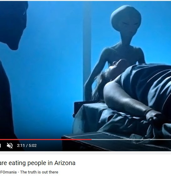 UFOmania: Aliens are eating people in Arizona (Может в этом причина пропажи людей?) RSFGUu8JTCA