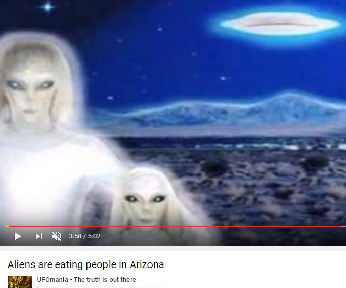 UFOmania: Aliens are eating people in Arizona (Может в этом причина пропажи людей?) S0phq6jqp_Y