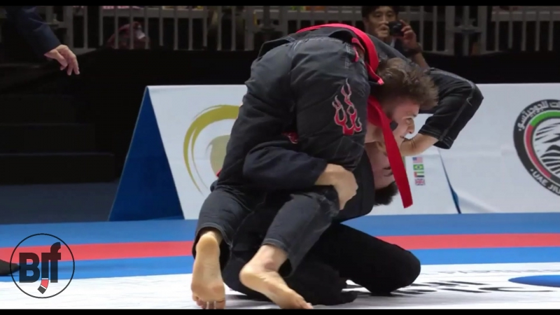 Yong Kim vs Alexandre Vieira TokyoGS Grand Slam 17 бжж какпоучебнику