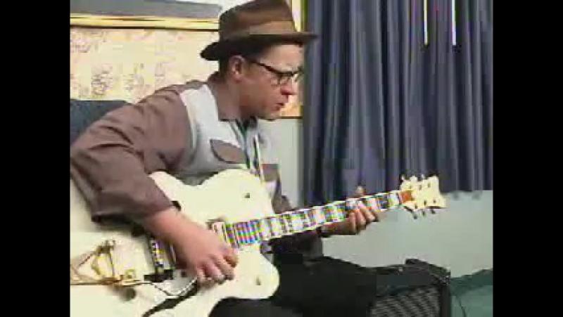 A Guitar Lesson with Jim Heath Part 1 - Rev. Horton Heat