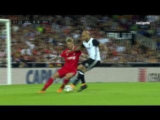 Испания ЛаЛига Валенсия - Севилья 4:0 обзор  HD