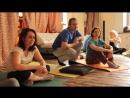 Первая Открытая массажная встреча 2О мая 2О17г.Обсуждение после упражнения. Сабай.рф