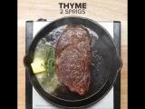 Как приготовить вкуснейший стейк-рибай в домашних условиях.