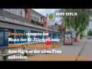 Terrorattacke in Hamburg-Lurup Täter sticht 81-Jährige an Bushaltestelle nieder, schwer verletzt