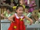 Дети таланты. Корейские дети поют песню.