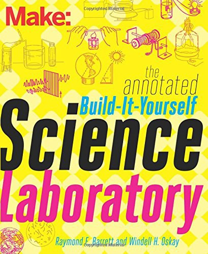 Make Annotated Build-It-Yourself Science Laboratory