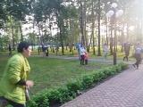 Студия ФиТ La Fleur Дмитров 24.06.17 Парк Березовая роща