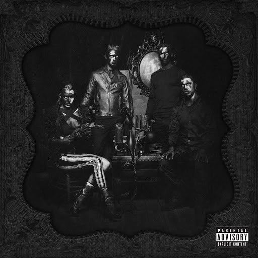Halestorm альбом The Strange Case Of...