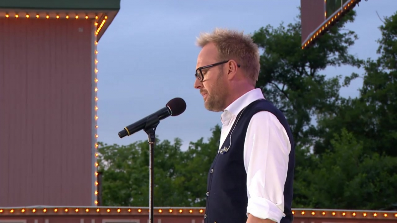 Sigvart Dagsland–Röst.(Lotta På Liseberg 24.07.2017.)
