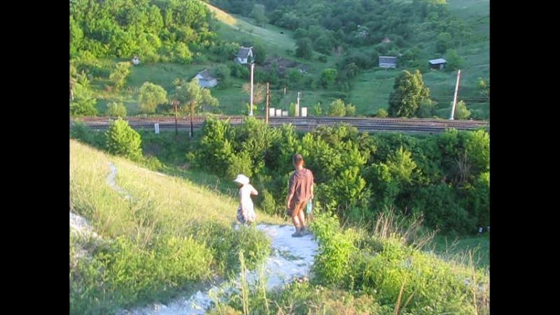 2017, Дивногорье. Вид на Дон с горы Шатрище