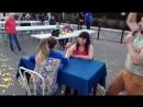 Женский армрестлинг на фестивале HAGEL FEST 2017 - полуфинал💪💪