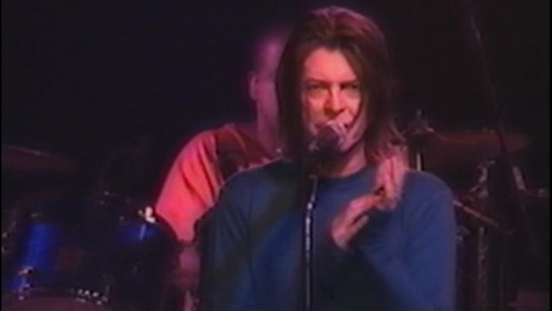 David Bowie_Hours in Paris_Live At The Elysee Montmartre_1999 Oct 14
